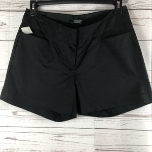 The limited Chino black dress shorts stretch new